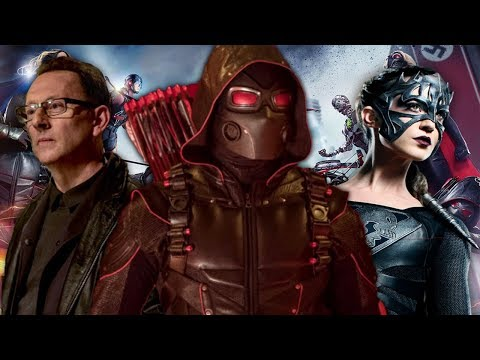 Top 5 Best New Arrowverse Villains from the new seasons