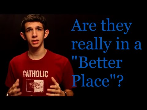 """Are They Really in a """"Better Place""""?"""