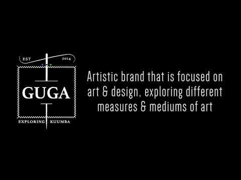 Lesotho's artistic brand - GUGA