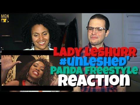 Lady Leshurr - #UNLESHED (Panda Freestyle) | REACTION