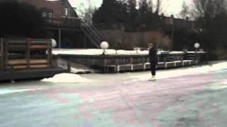 Marianne schaatsen
