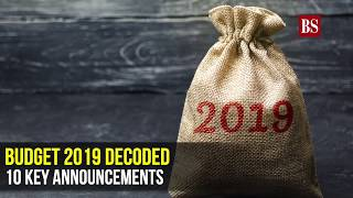 Budget 2019: Petrol, diesel, gold costlier; 10 key announcements for middle class in just 50 seconds