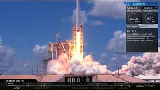 CRS-12 Launch Webcast