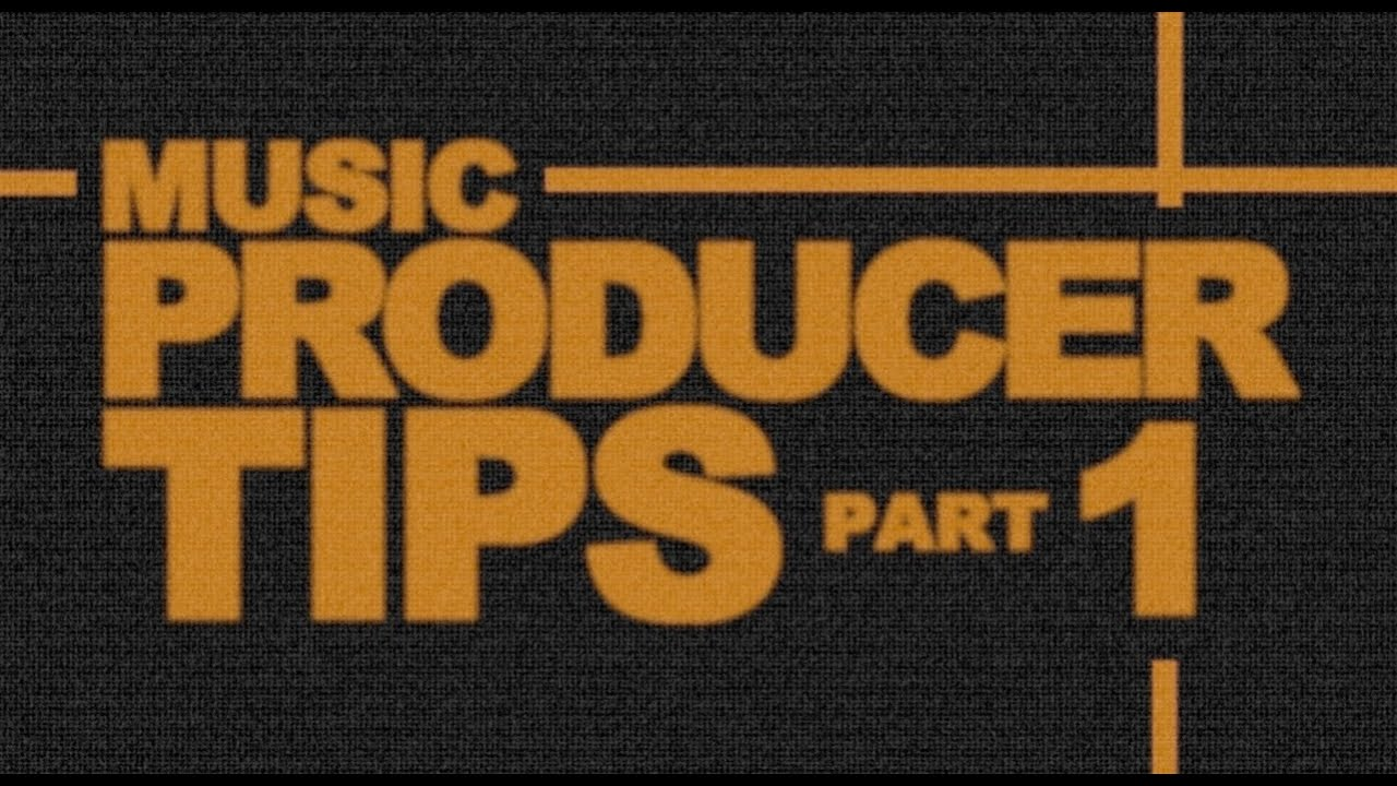 7 Music Producer Tips For Beginners x Struggling Artists x Beat Makers (TEXT)