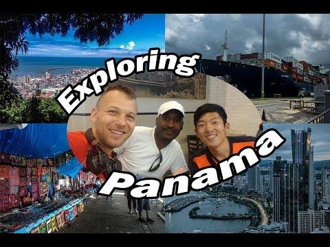 My Expat Diary - Exploring Panama (Viejo, Canal, Albrook, Tourist Scam) Raw Travel Vlog 2018