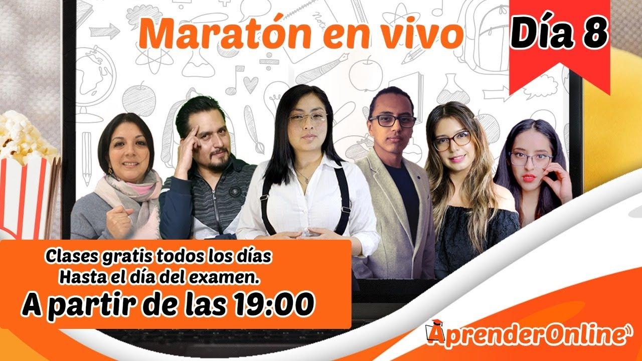 CURSO GRATUITO | EAES - Examen de ingreso a la U | Matemática | 🔴 Live T1 #22