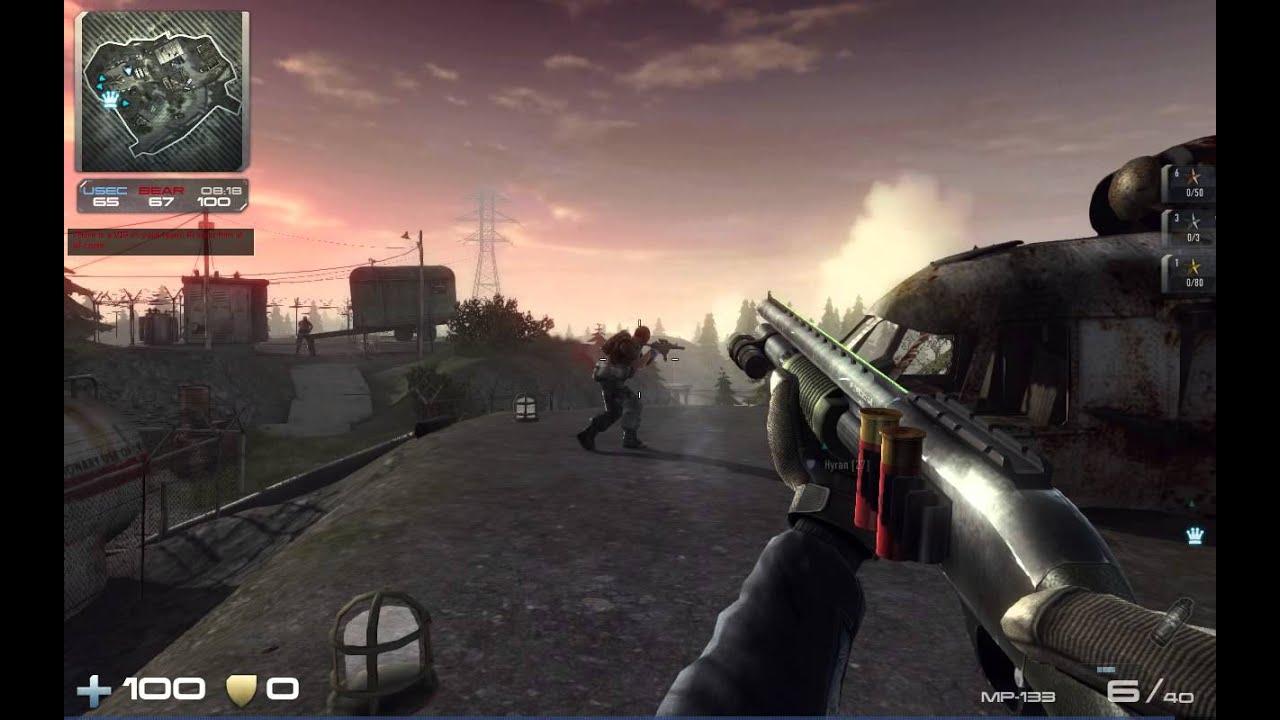 Contract Wars - Evac V.I.P. (Shotgun) - YouTube