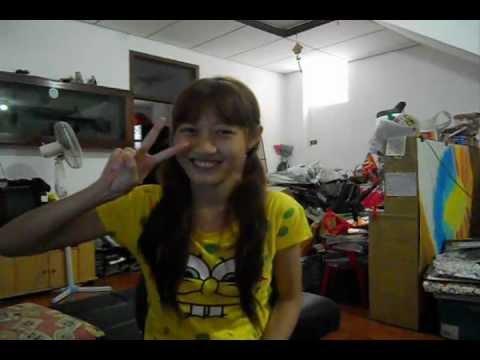 Angelina Hirawan-Everyday Kachuusha(AKB48)[cover]Indonesia LIVE!
