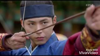 Moonlight Drawn By Clouds MV - Lee Young & Ra On's Love Story