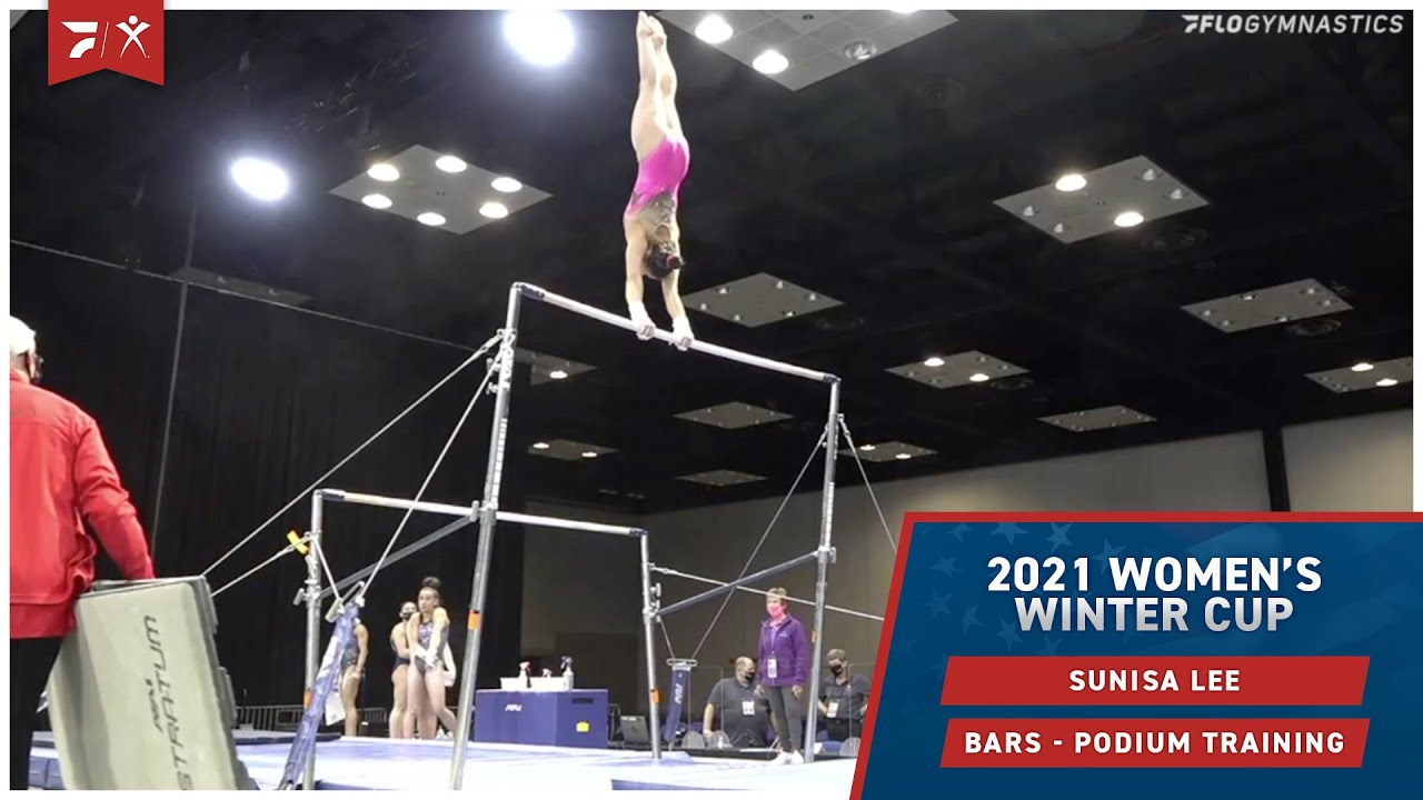 Suni Lee set to challenge for podium spot in individual All-Around