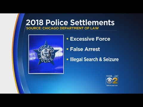 City Pays Millions For Police Misconduct Cases