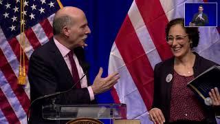 2019 Inauguration: SBOE Members, Statehood Reps & ANCs, 1/2/19