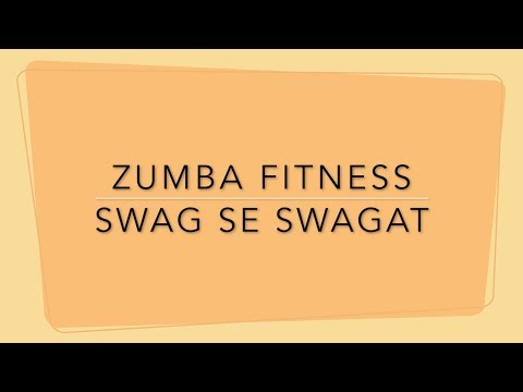 Zumba  On Swag Se Swagat Song | Tiger Zinda Hai Movie Song | Zin Dr Vivek Bhartiya
