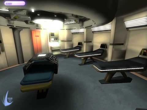 Enterprise D Set Tour