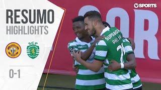 Highlights   Resumo: Nacional 0-1 Sporting (Liga 18/19 #30)