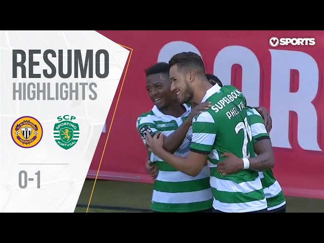 Highlights | Resumo: Nacional 0-1 Sporting (Liga 18/19 #30)