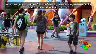 Getting Lost   UNIVERSAL