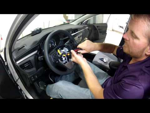 New Rostra 250-1836 2006-2015 Toyota Cruise Control Dash Kit