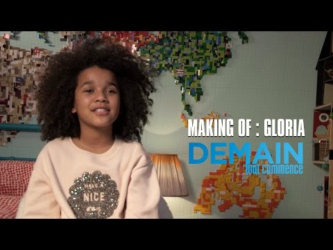 Demain tout commence - Making of : Gloria