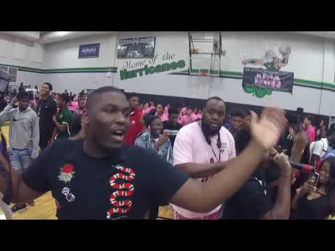 BG Kenny Lou at HighTower High School Homecoming