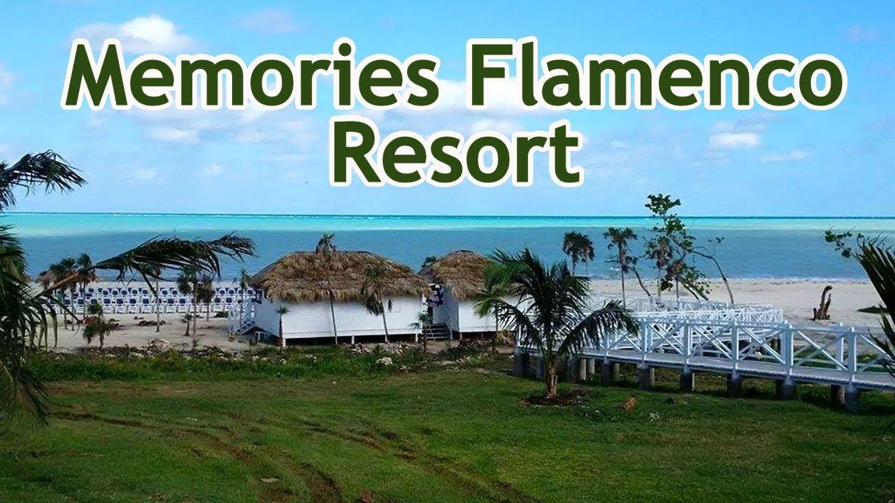 Memories Flamenco Beach Resort Irma