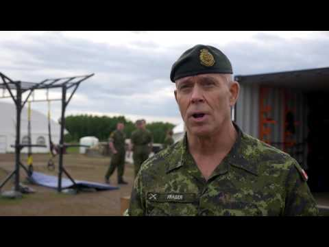 Canadian Forces Gym-in-a-Box