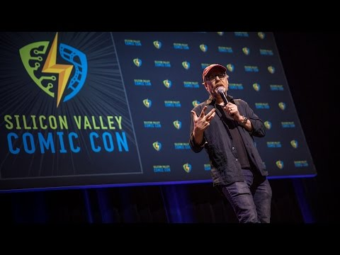 Adam Savage's Silicon Valley Comic Con Panel!