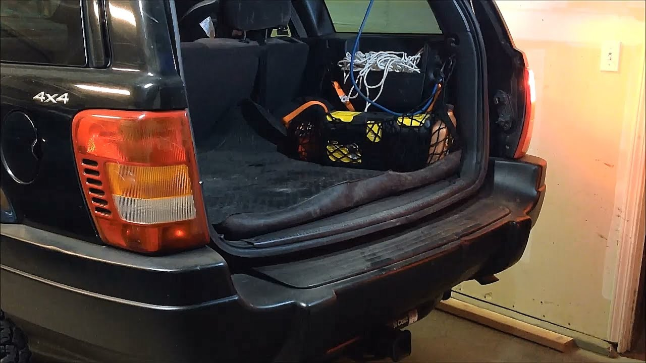 maxresdefault jeep grand cherokee brake light not working fixed! youtube Light Switch Wiring Diagram at bakdesigns.co