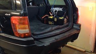 Jeep Grand Cherokee brake light not working - fixed! - YouTube | 2005 Jeep Grand Cherokee Rear Light Wiring Harness |  | YouTube