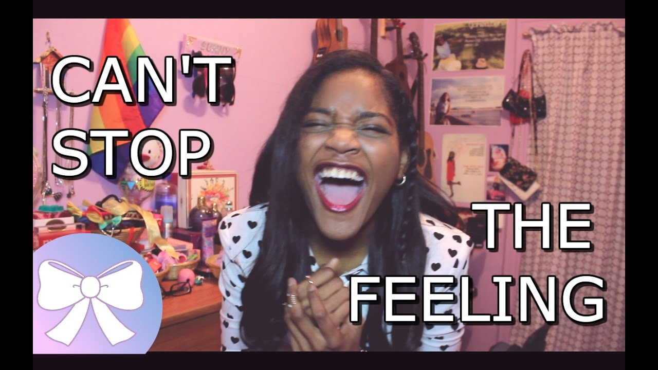 Can T Stop The Feeling Justin Timberlake Cover By Yaniza Doré