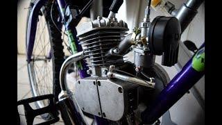 MACHINE 3.0 | JE TRANSFORME UN VÉLO EN MOTO 80cc