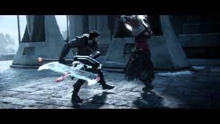 Dragon Age 2 расширенная версия дебютного трейлера