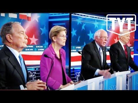 Nevada Democratic Debate: Biggest Winners and Losers
