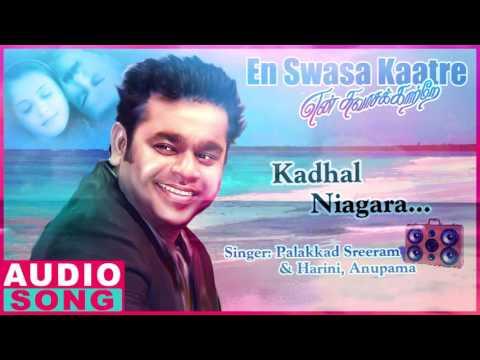 Kadhal Niagara Song | En Swasa Kaatre Tamil Movie Songs | Arvind Swamy | Isha Koppikar | AR Rahman