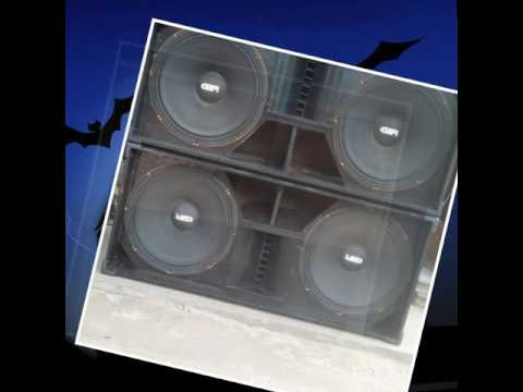 ตู้แขวนเสียงกลางแหลมDevil15 V2 สตาร์วอร์ส Star Wars สุรินทร์