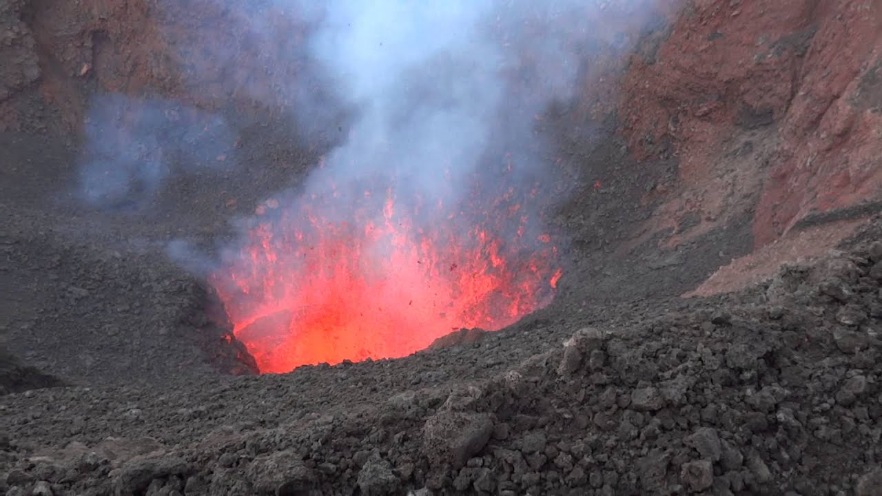 plosky tolbachik eruption kamchatka youtube