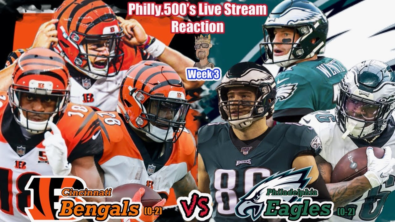 Eagles vs. Bengals score: Live updates, game stats, highlights as ...
