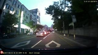 지넷 GI700 나이트비전 야간 영상
