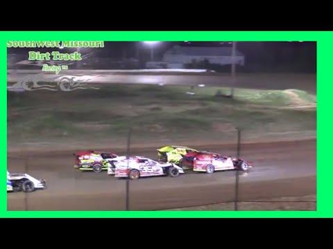 A Mod Heat Races Springfield Raceway September 16 2017