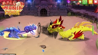 [ Boss Challenge ]Divine New Year Events - Dragon Mania Legends | part 864 HD