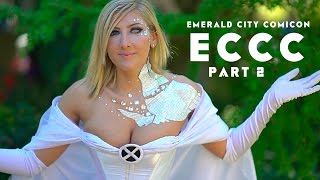 EMERALD CITY COMICON - Part 2 - ECCC 2016 COSPLAY