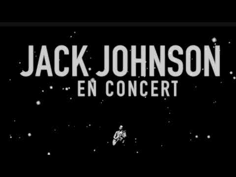 Jack Johnson - Go On / Upside Down (Live In Barcelona, Spain) 'En Concert' album