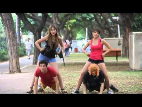 Henya Mania - Vegan Style Gangnam Parody!!!