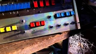 MTI Auto Orchestra 16R Vintage Acid Box