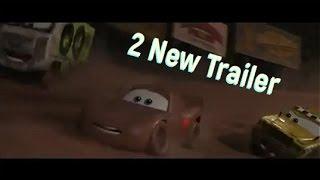 Cars 3 / 2 New Trailers OMG!!!