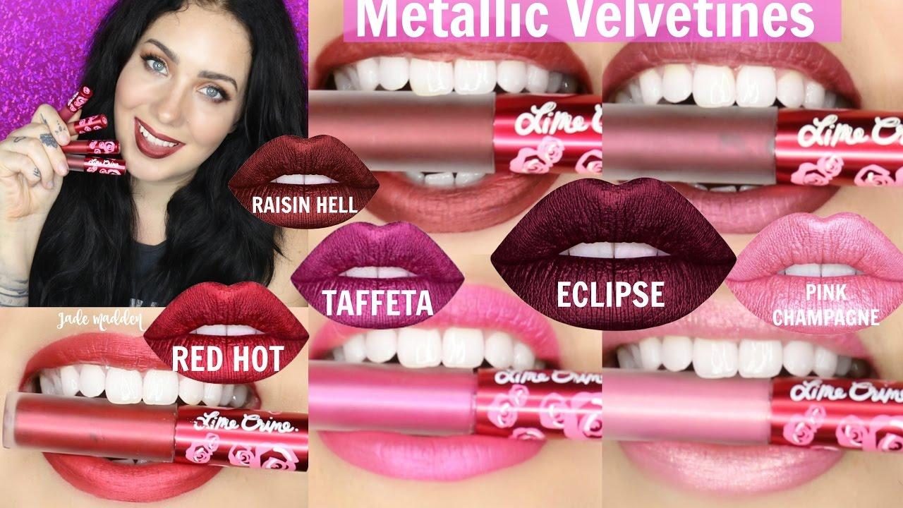 Liquid lipstick matte pink