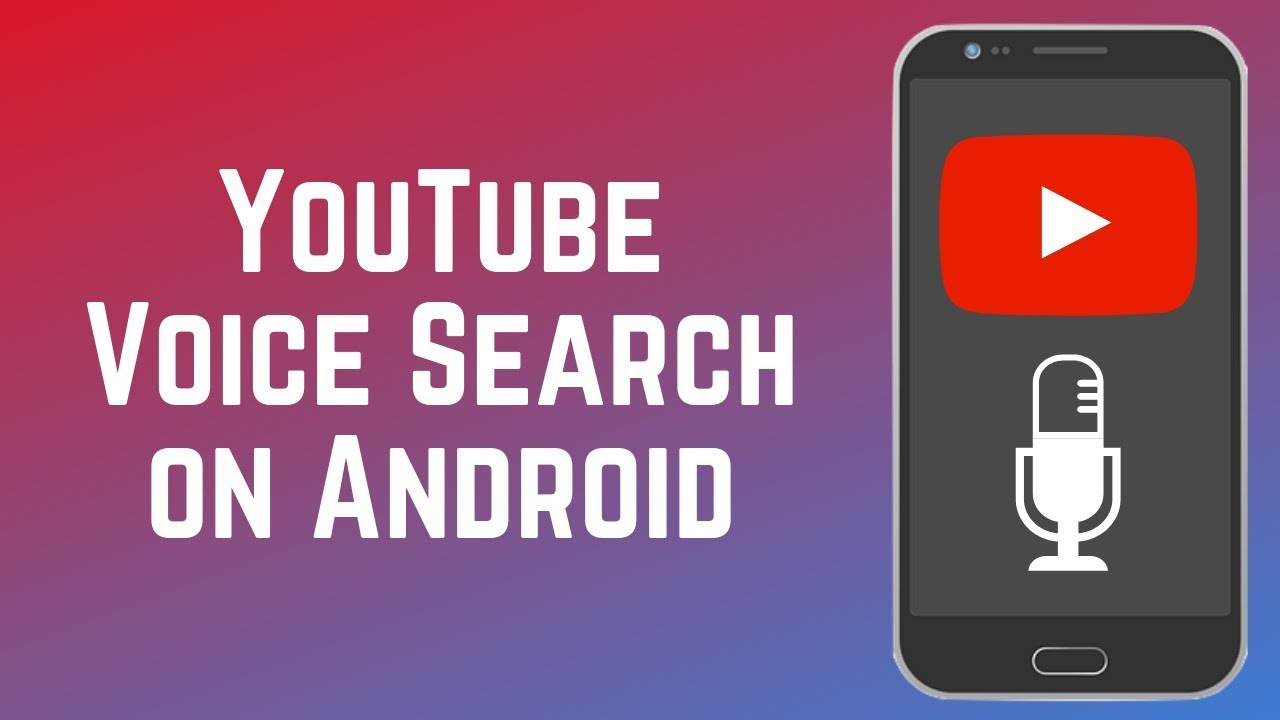 YouTube Voice Search on Android – New Commands + How to Use Them!