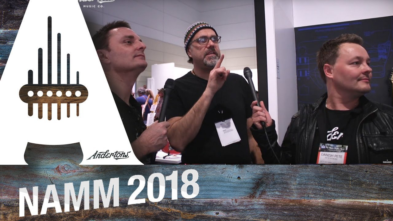 82b2ecf50 NAMM 2018 Archive - Fender Booth with Greg Koch & Mick Taylor - YouTube