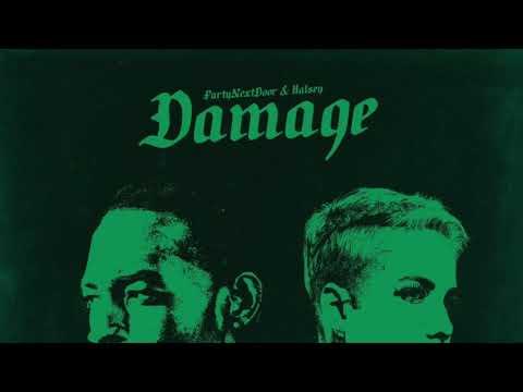 PARTYNEXTDOOR - Damage ft. Halsey