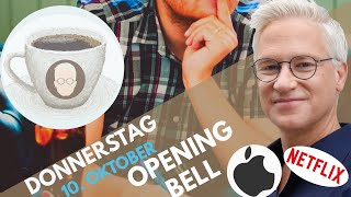 OPENING BELL - Donnerstag